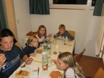 Spaghetti schmecken allen